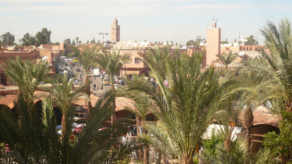 Morocco, Marrakech (2012)