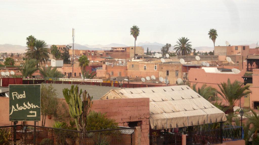 Morocco, Marrakech (2012)